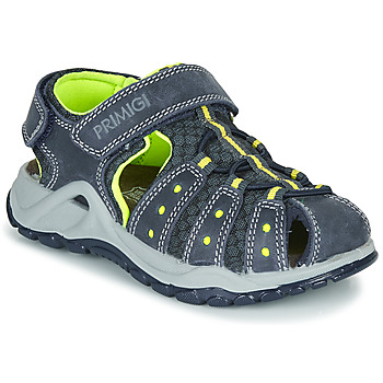 Shoes Boy Outdoor sandals Primigi 5396000 Grey / Green