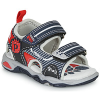Shoes Boy Sandals Primigi 5450544 Marine / Red