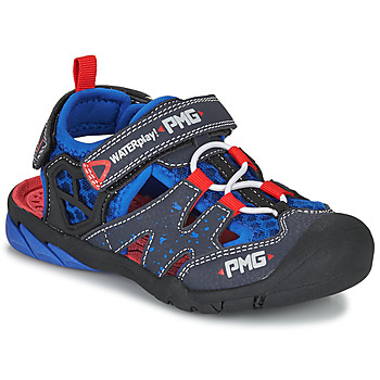 Shoes Boy Outdoor sandals Primigi 5460111 Blue / Red