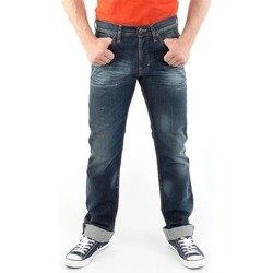 Clothing Men Straight jeans Guess Ventura M14078D0EL0-SPTY navy