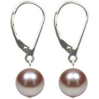 Watches Women Earrings Blue Pearls BPS 0310 Y Multicolored