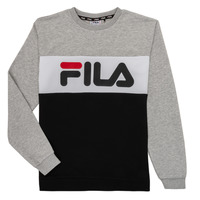 Clothing Children sweaters Fila FLORE Grey / Black
