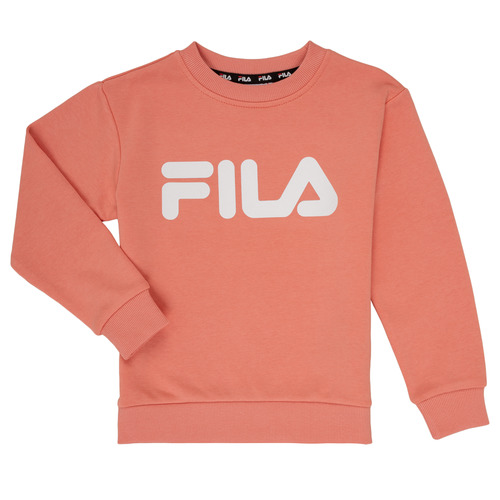 Clothing Girl sweaters Fila FLORENT Pink