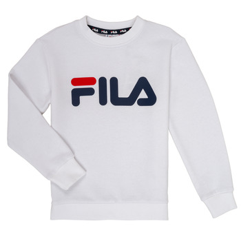 Clothing Children Sweaters Fila FABIO White