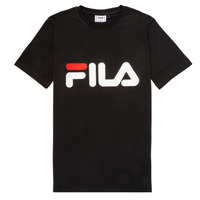 Clothing Children Short-sleeved t-shirts Fila FREDERIK Black