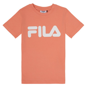 Clothing Girl Short-sleeved t-shirts Fila FELISE Pink