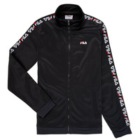 Clothing Children Track tops Fila FARA Black