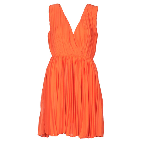 Clothing Women Short Dresses Moony Mood PE20-RPL-ROUGE Red