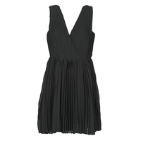 Clothing Women Short Dresses Moony Mood MINIZIA Black