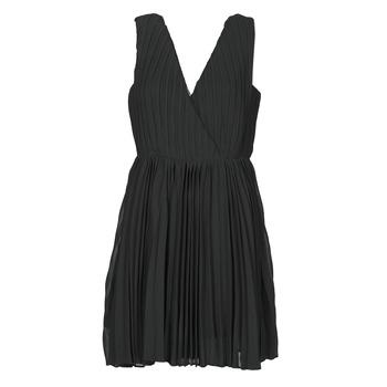 Clothing Women Short Dresses Moony Mood MINIZIA Black