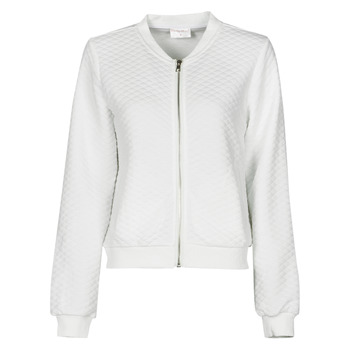Clothing Women Sweaters Moony Mood CHUCK White