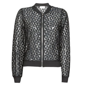 Clothing Women Jackets / Blazers Moony Mood DANIEL Black