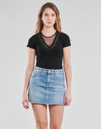 Clothing Women Tops / Blouses Moony Mood DALINA Black