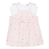 Clothing Girl Short Dresses Lili Gaufrette NAZETTE Pink