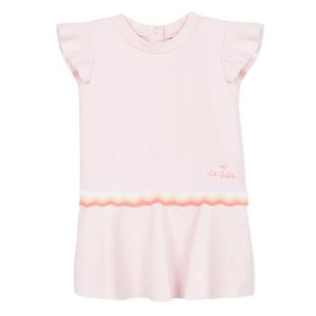 Clothing Girl Short Dresses Lili Gaufrette NARITTE Pink