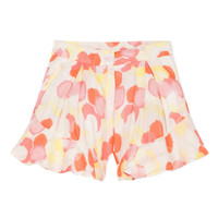 Clothing Girl Shorts / Bermudas Lili Gaufrette LORIA Multicolour