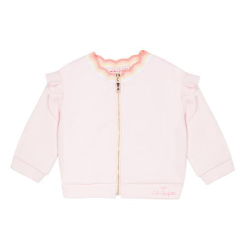 Clothing Girl Jackets / Blazers Lili Gaufrette KALINIO Pink