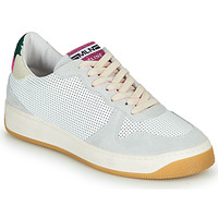 Shoes Women Low top trainers Meline GEYSON White