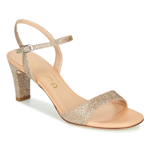 Shoes Women Sandals Unisa MABRE Silver