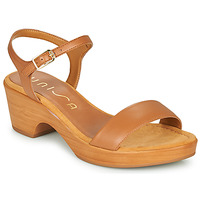 Shoes Women Sandals Unisa IRITA Beige