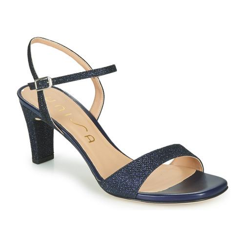 Shoes Women Sandals Unisa MABRE Marine