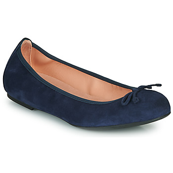 Shoes Women Flat shoes Unisa ACOR Marine