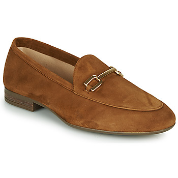 Shoes Women Loafers Unisa DALCY Camel