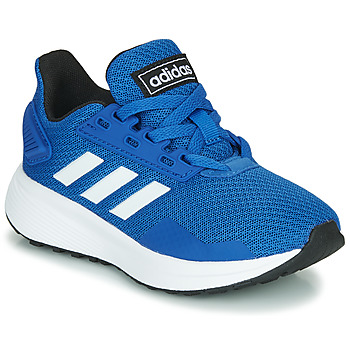 Shoes Children Low top trainers adidas Originals DURAMO 9 K Blue