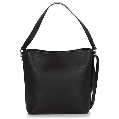 Bags Women Small shoulder bags Esprit NOOS_V_HoboShB  black