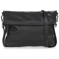 Bags Women Shoulder bags Esprit NOOS_V_FlpOvShB  black