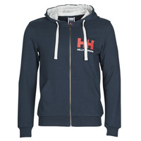 Clothing Men Sweaters Helly Hansen HH LOGO Marine
