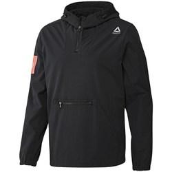 Clothing Men Jackets Reebok Sport Combat Lightweight Black
