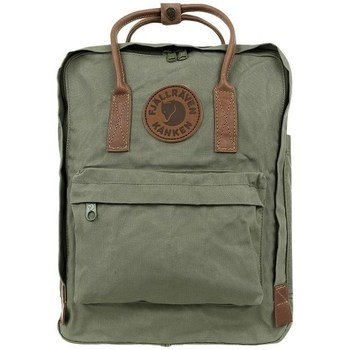 Bags Rucksacks Fjallraven Kanken NO Green