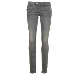 Clothing Women Skinny jeans G-Star Raw LYNN ZIP MID SKINNY Grey