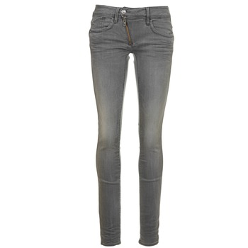 Clothing Women Skinny jeans G-Star Raw LYNN ZIP MID SKINNY Blue