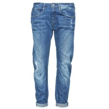 Clothing Women Boyfriend jeans G-Star Raw ARC 3D LOW BOYFRIEND Blue / MEDIUM