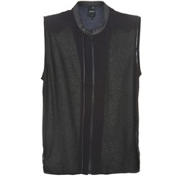 Clothing Women Tops / Blouses G-Star Raw 5620 CUSTOM Black