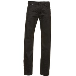 Clothing Men Straight jeans G-Star Raw ATTAC STRAIGHT Black