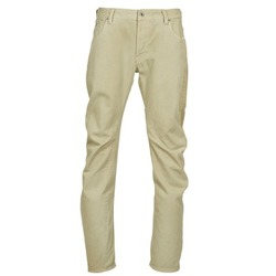 Clothing Men 5-pocket trousers G-Star Raw ARC 3D SLIM Beige