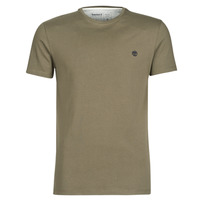 Clothing Men Short-sleeved t-shirts Timberland SS DUNSTAN RIVER CREW TEE Kaki