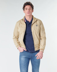 Clothing Men Jackets Schott KEN Beige