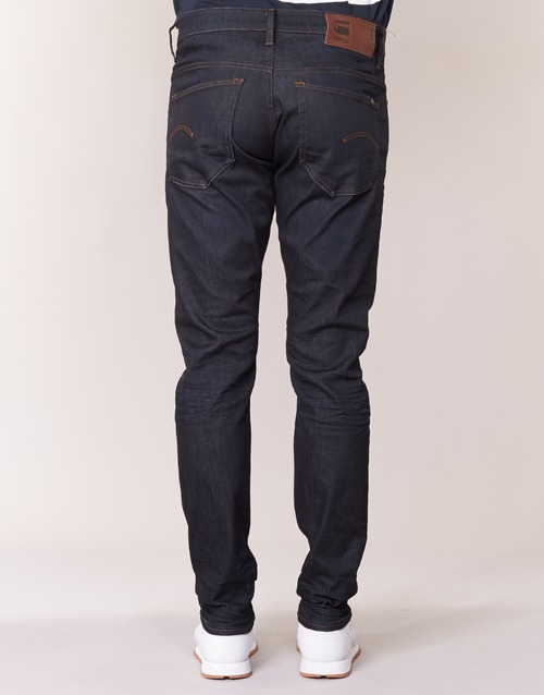 Stretch Dk Aged star G 3301 Visor Tapered Raw Denim xUn4aOq