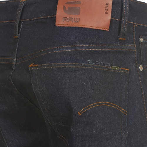 Star Stretch TAPERED Aged Raw Dk Denim Visor 3301 G 7wFU4xvqv