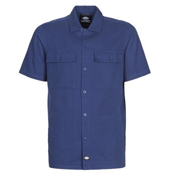 Clothing Men short-sleeved shirts Dickies PINE LAKE Marine