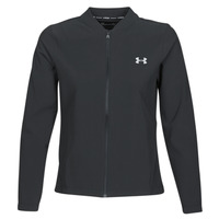 Clothing Women Jackets / Blazers Under Armour UAROKET Black