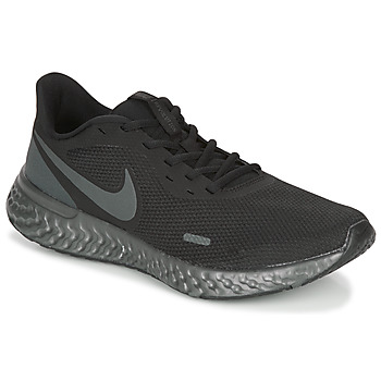 Shoes Men Running shoes Nike REVOLUTION 5 Black