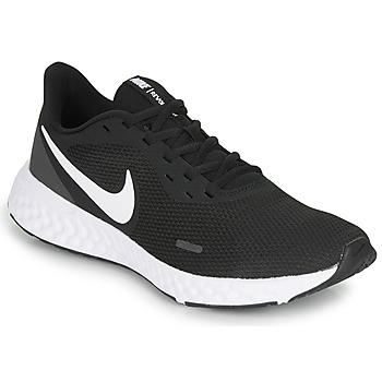 Shoes Men Running shoes Nike REVOLUTION 5 Black / White