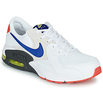 Shoes Men Low top trainers Nike AIR MAX EXCEE White / Blue