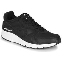 Shoes Men Low top trainers Nike ATSUMA Black