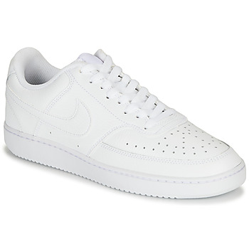 Shoes Men Low top trainers Nike COURT VISION LOW White